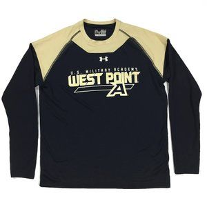 Under Armour S West Point Longsleeve Dryfit Small
